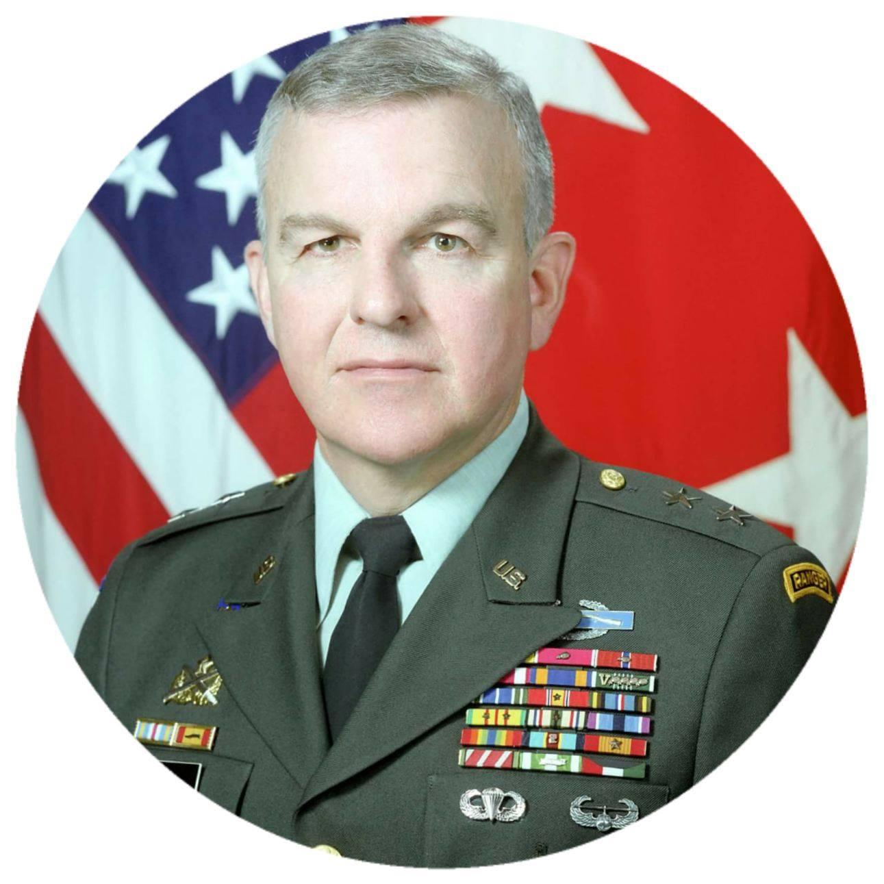 Maj. Gen. Greg Gile